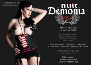 Maitresse Angelik Nuit Demonia Juin 2013