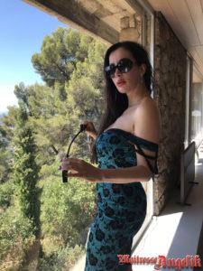 Maitresse angelik dominatrice parisienne fevrier 2021 donjon sur paris