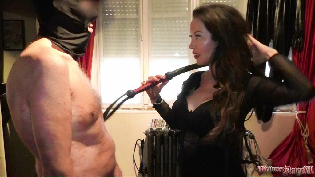 Clip BDSM - La Dame Et Le Pantin Maso 2